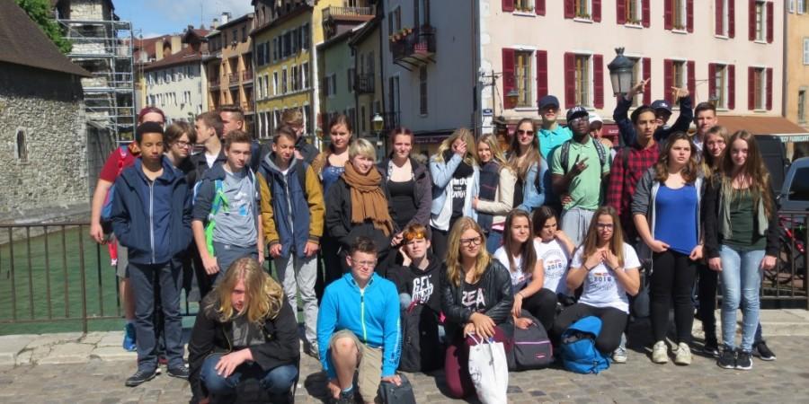 Un voyage en France