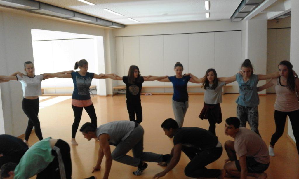 """Dancing to Connect Refugees"" – Wir waren dabei!"