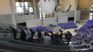 Bundestagsbesuch 06. März 2017