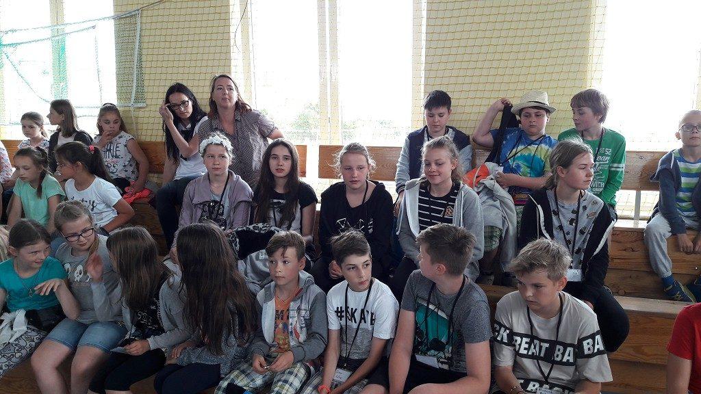 Schüleraustausch nach Dabcze/Polen