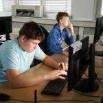Praxislernen der Klassen 8a und 8b