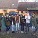 """Das etwas andere Unterrichtsfach im Jugendcentrum Lehnin….heißt: """"soziale Gruppenarbeit"""""""