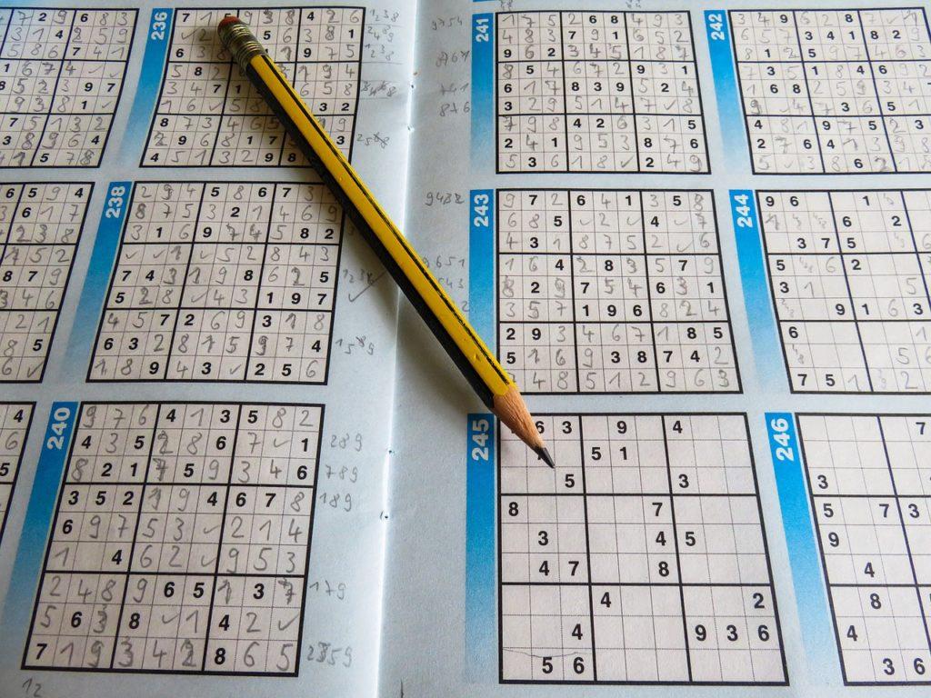 Sudoku- Wettbewerb 2018/2019
