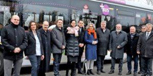 Neue Plus-Bus-Linie Emsterland eingeweiht